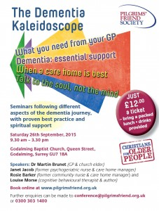 Dementia Kaleidoscope Conference