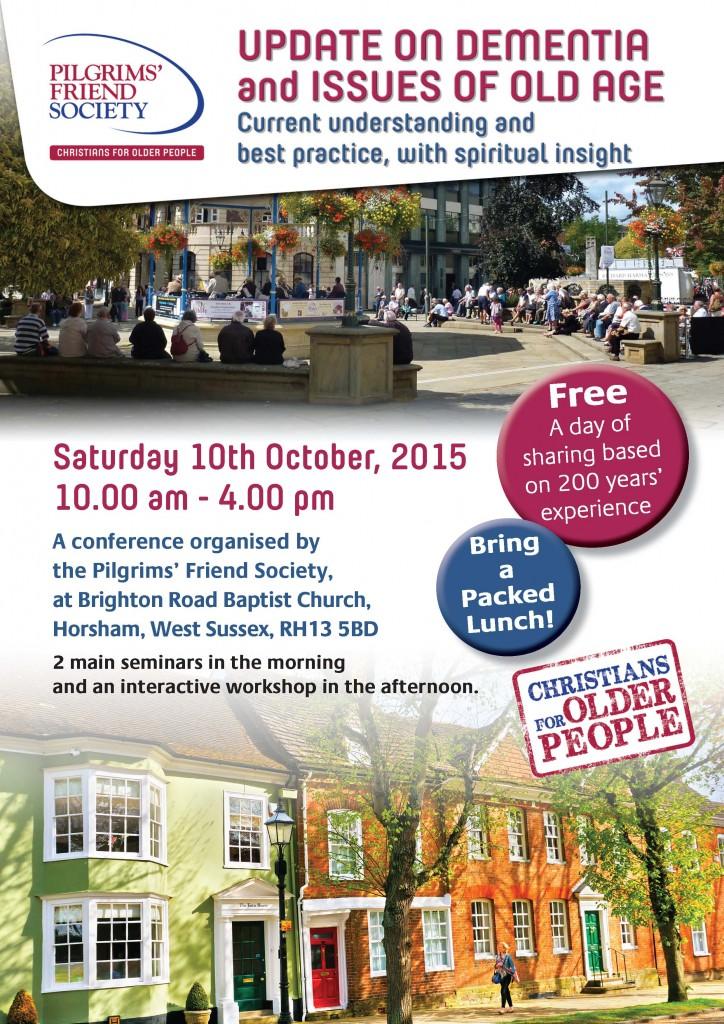 Horsham Conference Saturday October 10th