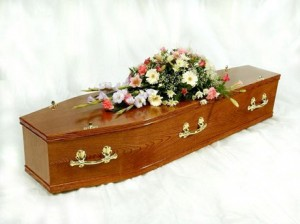 27,000  coffins needed for additional deaths amongst elderly in 2015