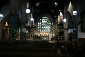 St Peter's, Woolton