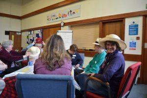Sharing 'hat' stories