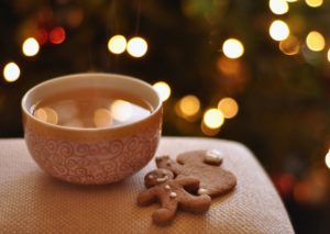 Home alone at Christmas?  A dozen things to enjoy on your own!